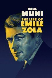 The Life of Emile Zola (1937) Poster