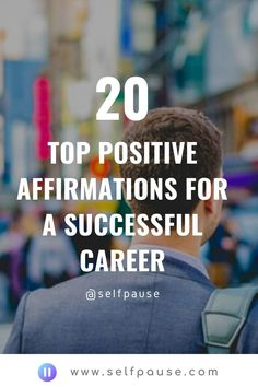 Enjoy this list of the top career success affirmations to help you improve your performance and excel in your career!             #business# entrepreneurship #affirmations #positiveaffirmations #businessaffirmations #successaffirmations #findingsuccess #makingsuccess Top Careers, Best Careers, Career Affirmations, Positive Affirmations, Career Success, Career Goals, Professional Goals, Any Job, Career Options