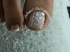 Nail Designs Pictures, Nail Art Designs, Purple And Pink Nails, Cotton Candy Nails, Nail Polish Art, Feet Nails, Cute Nail Art, Nail Trends, Love Nails