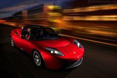 2008 - 2011 Tesla Roadster