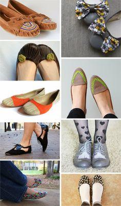 DIY Shoes tutorials