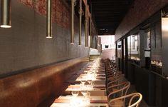 The Survey Co. Restaurant  Brisbane by Richards  Spence