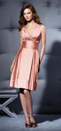 Peach da sposa a colori Tavolozze