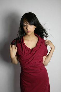 """Farb- und Stilberatung mit www.farben-reich.com - Kleid """"Gordia"""" Bio Baumwolle von FRIJA OMINA  auf DaWanda.com"""