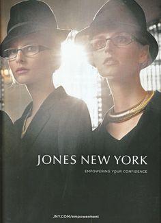 Annie Leibovitz  Jones New York F/W 10 and S/S 11
