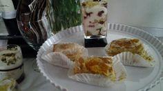 dulces de parchita, mango, piña y guanabana