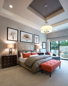 Einige Der Besten Hauptschlafzimmer Design Ideen, Die Ihnen Genug  Inspiration Vor