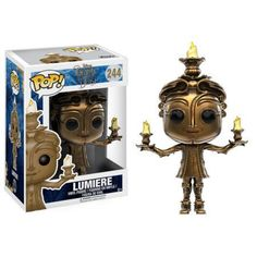 Lumiere - Beauty and the Beast Disney - Funko Pop! Vinyl Figure
