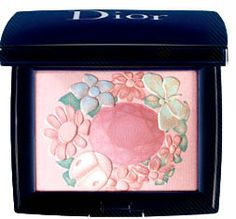 Flower Blossom Collection - Spring Look 2008 This limited edition color collection is a breath of fresh, spring air -- featuring light, floral-inspired pas Dior Makeup, Skin Makeup, Makeup Cosmetics, Perfume, Dior Beauty, High End Makeup, Tips & Tricks, Cute Makeup, Gorgeous Makeup