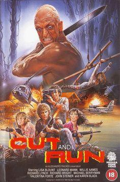 Mazmorra Maldita: Horror film posters 1980-89