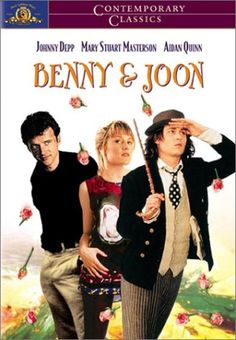 Love Benny and Joon (1993)  A mentally ill young woman finds her love in an eccentric man who models himself after Buster Keaton.
