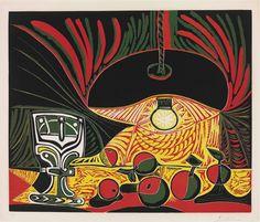 Picasso and the linocut