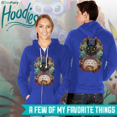 """A Few Of My Favorite Things"" by TsaoShin is available on #TeeFury!"