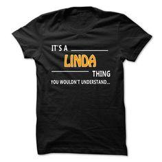 Linda thing understand ST421 - #tshirt tank #crochet sweater. ADD TO CART => https://www.sunfrog.com/Names/Linda-thing-understand-ST421.html?68278