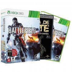 Game Battlefield 4 Edicao Especial com Filme Tropa de Elite Xbox 360 ELECTRONIC ARTS  De: R$ 129,90 , Por Apenas: R$ 79,90 - Com 38% de desconto - Na www.maisvaldir.com.br