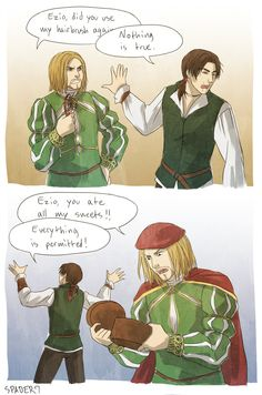 Living by the creed by ~Spader7 on deviantART. So funnnnyyy