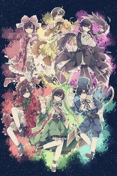 Osomatsu San Doujinshi, Dark Anime Guys, Ichimatsu, Face Photo, Otaku, Kawaii, Animation, Fan Art, Manga