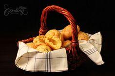 Cheese Puffs-Gougères -VIDEO