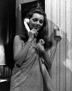 0 Elizabeth Ercy on the phone 2