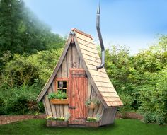 Shed Plans - Baupläne Gartenhaus Aurum - Now You Can Build ANY Shed In A Weekend Even If You've Zero Woodworking Experience!