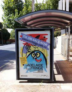2013 Adelaide Fringe Ad