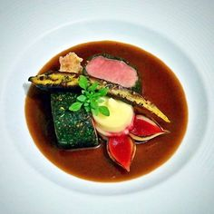 @zubeyirekicibasi posted via #chefsroll - herb crusted lamb - #rollwithus