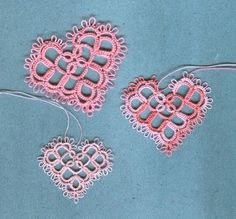 want to learn how to do tatting