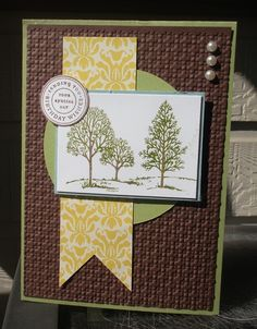 The Crafty Crafter: Sweet Stop Sketch, CAS-uall Fridays and Embellish Challenge