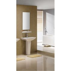 Pictures In Gallery  Overstock Petite Inch Wood White Bathroom Vanity Give your bathroom a quick update with this stylish white vanity With one door one d u