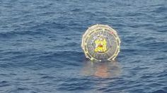 CNN: Man running in inflatable bubble rescued off coast of Florida