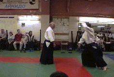 Восемь входов.Стефан Бенедетти.   Volgograd - Aikido