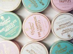 pastel tins