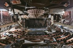 Photographer sneaks inside wrecked Costa Concordia to shoot these haunting photos of the ghost ship