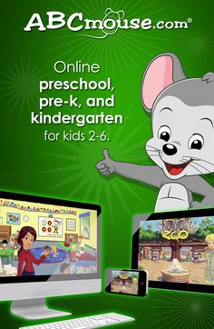 Online preschool, pre-k, and kindergarten for kids There are different subject areas and activities for each of the age groups. Toddler Learning, Preschool Learning, Early Learning, Fun Learning, Learning Activities, Preschool Activities, Teaching Kids, Children Activities, Kindergarten Class