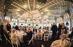 Wedding Reception At The Toledo Country Club