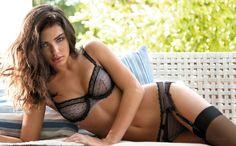 Bianca Balti for Intimissimi