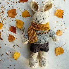 bunnyknitter on ravelry oh my goodness - how adorable. tiny fair isle sweater? love the colors too!!