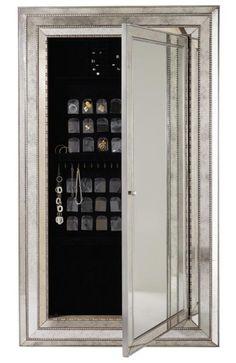 638-50012 Hooker Furniture Melange Accent Glamour Floor Mirror