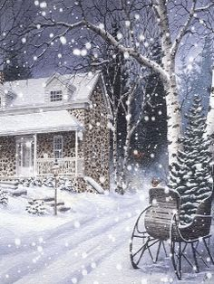 Dreaming of Winter.