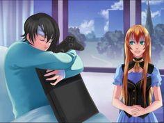 Armin e seu verdadeiro mozão