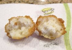 Our family recipe for light and fluffy hush puppies