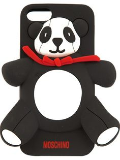 MOSCHINO - panda iPhone case 4