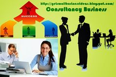 Small Business Ideas | List Of Small Business Ideas: How to Start a Consultancy Business