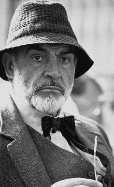 Sean Connery as Dr. Henry Jones from Indiana Jones And The Last Crusade