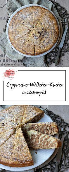 Experimente aus meiner Küche: Cappuccino-Wölkchen-Kuchen