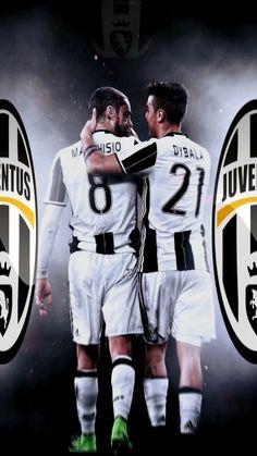 Marchisio e Dybala