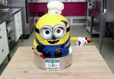 72000How To Make a BOB THE MINION…CAKE! Chocolate cakes, ganache, buttercream and fondant!! From How to Cake It, Yolanda Gampp, shows in the below video how to make and assemble Bob the Minion cake. Recent Visitors Also Visited These Pages, -Christmas celebration chocolate ice-cream cake! -How to make a frozen PRINCESS CAKE! -1 Minute …
