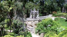 Quinta da Regaleira Tourism, Portugal - Next Trip Tourism Portugal Tourism, Mansions, House Styles, Decor, Mansion Houses, Decorating, Villas, Fancy Houses, Inredning