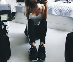 Imagen de adidas, Kendall, and outfit