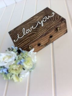 I Love You Love Letter Box First Fight Box by DownInTheBoondocks, $30.00